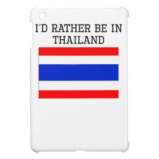 I'd Rather Be In Thailand iPad Mini Case