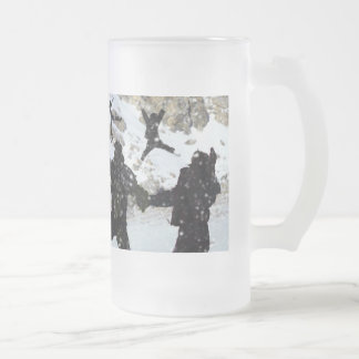 I'd rather be in the snow, mug