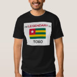 I'd Rather Be In TOGO T-shirts