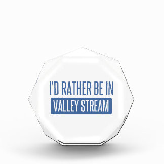 I'd rather be in Valley Stream Award