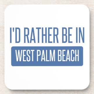 I'd rather be in West Palm Beach Coaster