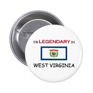 I'd Rather Be In WEST VIRGINIA Pin