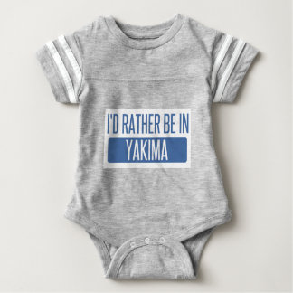 I'd rather be in Yakima Baby Bodysuit