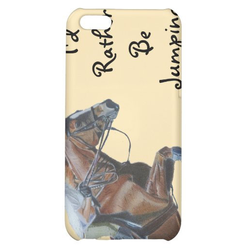 I'd Rather Be Jumping iPhone 4/4S Speck Case iPhone 5C Case