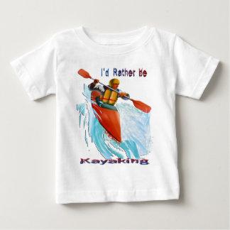 I'd Rather be Kayaking 2 T Shirt
