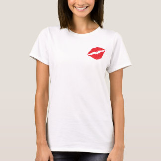 I'd Rather be Kissing My Oilfield man T-Shirt