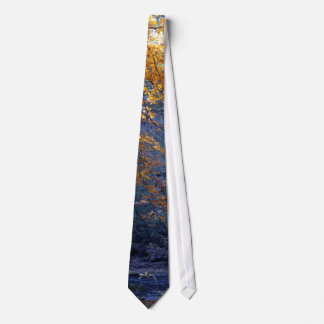 I'd rather be outdoors! neck tie