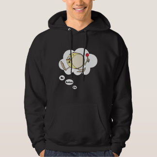 i'd rather be playing Bass Drum 2 Hoodie