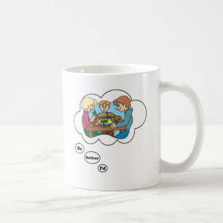 I'd rather be playing Board Games 6 Classic White Coffee Mug