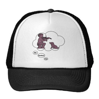 i'd rather be playing Fiddle 6 Mesh Hat