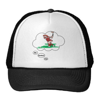 I'd rather be playing Field Hockey 2 Trucker Hat