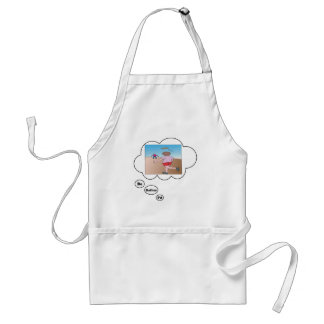 I'd rather be playing Flying Disc 3 Aprons