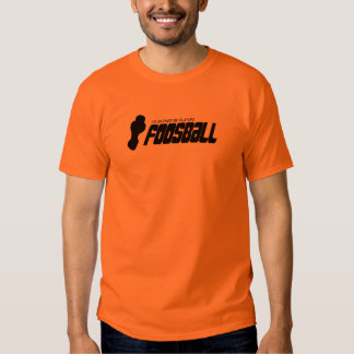 I'd Rather Be Playing Foosball (Dark) Tees