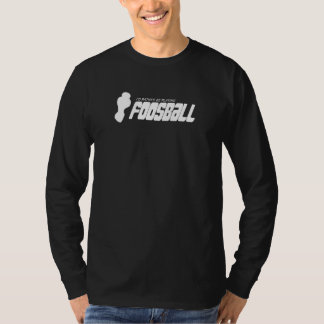 I'd Rather Be Playing Foosball (White) T Shirt