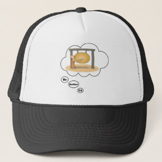 i'd rather be playing Gong 2 Trucker Hat