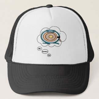 i'd rather be playing Gong 4 Trucker Hat