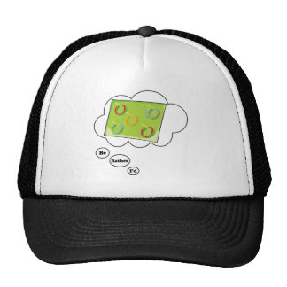 I'd rather be playing Ring Toss Trucker Hat
