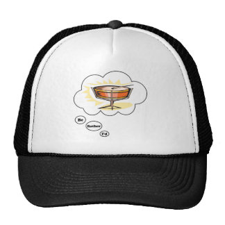 i'd rather be playing Snare Drums 3 Trucker Hat