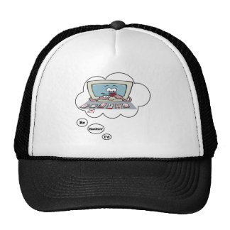 I'd rather be playing Solitaire Trucker Hat