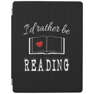 I'd rather be reading iPad smart cover