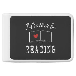 I'd rather be reading power bank