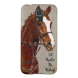 I'd Rather Be Riding Case For Galaxy S5