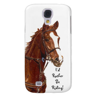 I'd Rather Be Riding! Horse HTC Vivid Case