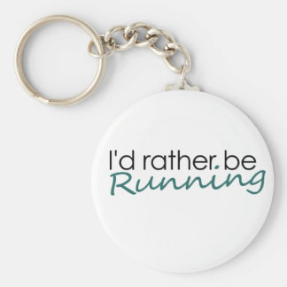 Id rather be running keychain