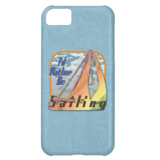 I'D RATHER BE SAILING COVER FOR iPhone 5C