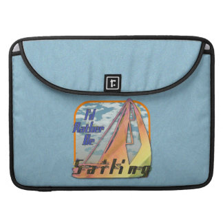 I'D RATHER BE SAILING MacBook PRO SLEEVE