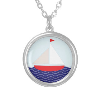 I'd Rather Be Sailing Pendant