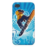 I'd Rather Be Snowboarding iPhone 4 Speck Case
