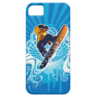 I'd Rather Be Snowboarding iPhone 5 Case