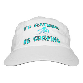 I'd rather be surfing headsweats hat