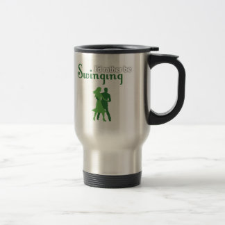 I'd Rather Be Swinging Travel Mug