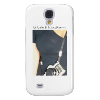 I'd Rather Be Taking Pictures Samsung S4 Case