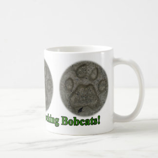 I'd Rather be Tracking Bobcats Coffee Mug