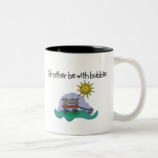 I'd Rather Be with Bubbie Coffee Mugs
