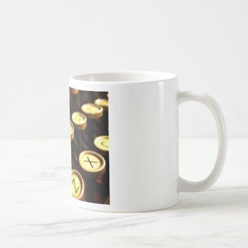 I'd Rather Be Writing Classic White Coffee Mug