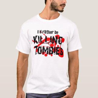 I'd Rather T-Shirt