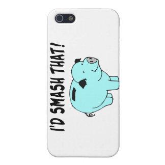 I'd Smash That Piggy Case For iPhone SE/5/5s