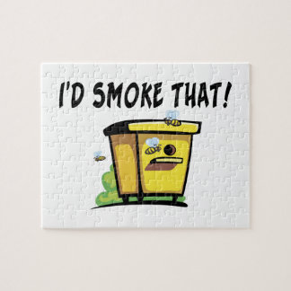 I'd Smoke That Beehive Puzzle