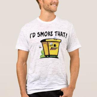 I'd Smoke That Beehive T-Shirt