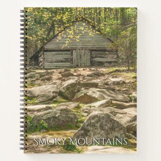 "ID:  Smokies  Noah ""Bud"" Ogle Barn Photography Notebook"