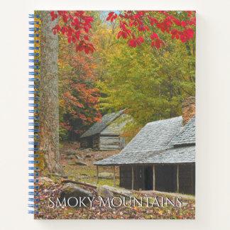 "ID:  Smokies  Noah ""Bud"" Ogle Cabin Photography Notebook"