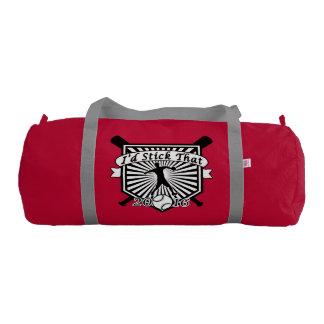 I'd Stick That 2016 Softball Design Gym Bag