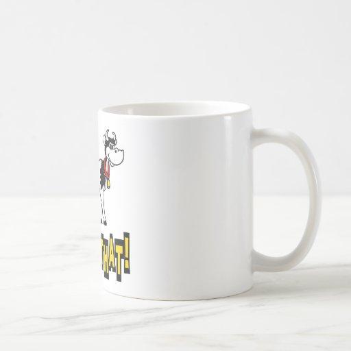 I'd Tip That Cow Classic White Coffee Mug