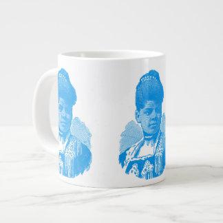 Ida B. Well Barnett Pop Art Portrait Large Coffee Mug