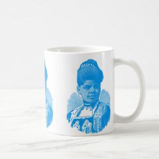 Ida B. Well Barnett Pop Art Portrait Classic White Coffee Mug