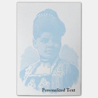 Ida B. Well Barnett Pop Art Portrait Post-it® Notes